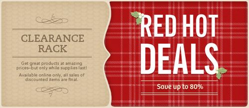 Red Hot Deals-12-11