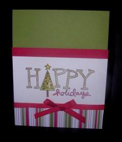 Bigonchristmashappyholidayscard